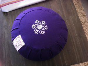 zafou violet meditation